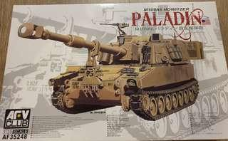 1/35 Paladin M109A6 Howitzer