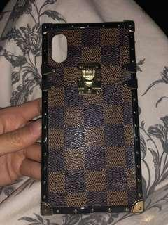 iPhone X/Xs LV phone case