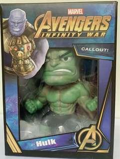Marvel Avengers Infinity War Figurine - Hulk
