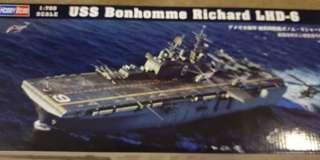 1/700 USS Bonhomme Richard  LHD-6