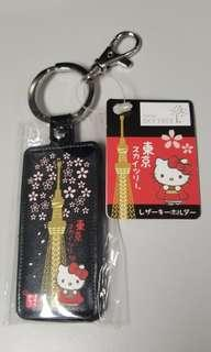 Skytree限定 Hello Kitty 鎖匙扣