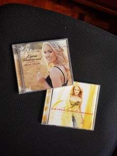 CARRIE UNDERWOOD CD Some Hearts Carnival Ride