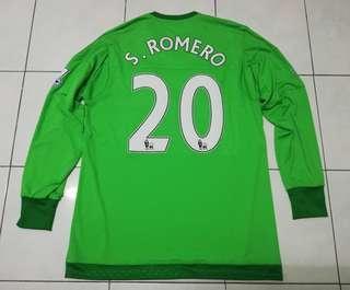 Manchester United 1516 goalkeeper jersey