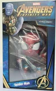 Marvel Avengers Infinity War Figurine - Spiderman