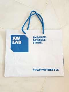 50fd22c08 AW lab paper bag