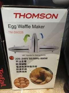 Thomson waffle 雞蛋仔幾