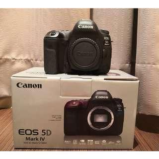 Canon 5Dmk4