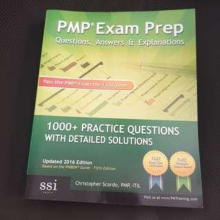 New PMP Exam Prep Questions, Answers & Explanations