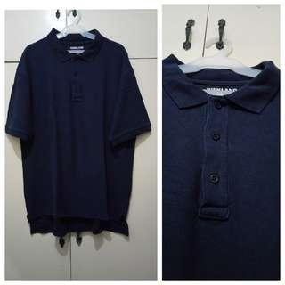 MA223 Kirkland Signature Dark Blue Polo Shirt