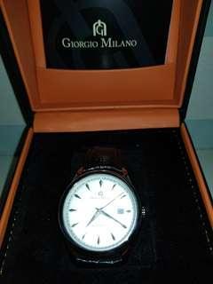 🚚 GiorgioMilano男士精品機械錶