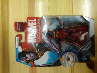 MARVEL UNIVERSE 3.75 INCHES GLADRATOR (not Marvel L, DC, Hottoys)