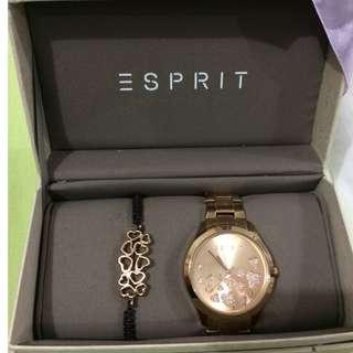 ESPRIT ORIGINAL WATCH WITH BRACELET