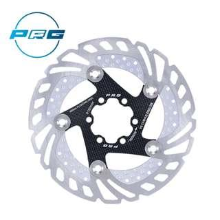 PRGcycle PBR-20 Floating Rotor 160mm with carbon spider