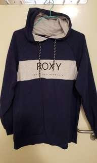 Roxy有帽衛衣清櫃系列,正貨購於專門店。