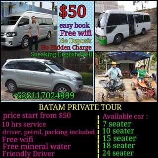 Batam driver