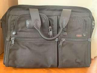 Tumi Laptop Briefcase