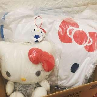 Sanrio Hello Kitty 公仔福袋套裝