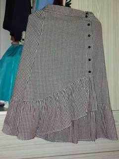 Midi skirt(new)