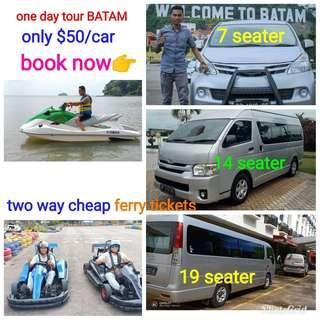 Batam tour and travel