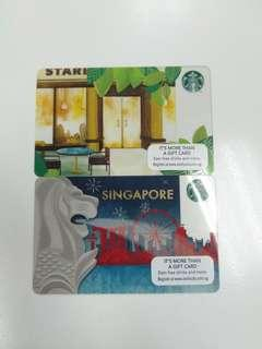 🚚 Starbucks card