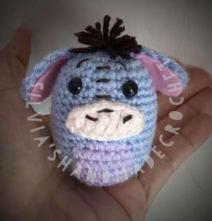 💕 Crochet Tsum Tsum Disney Eeyore