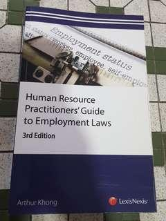 Human Resource Practitioners' Guide to Employment Laws: 3rd edition