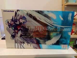 Wing Gundam Zero EX