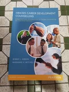 HRM325 Career Development Counselling