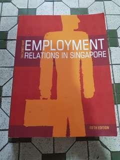 Employment Relations in Singapore: Fifth edition