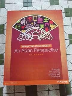 Marketing Management An Asia  Perspective: Sixth edition