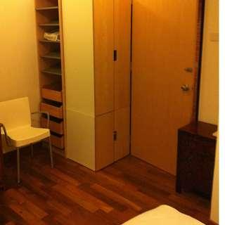 Quiet Living in the Heart of City : Studio Unit for RENT at Sophia Road