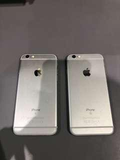 2 IPhone 6s Spoiled