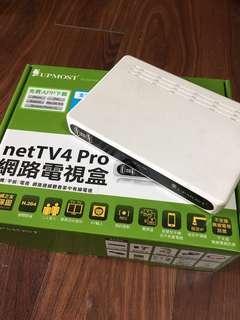 🚚 NetTV 4 pro