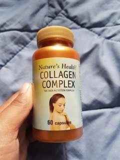 Nature's health collagen complex
