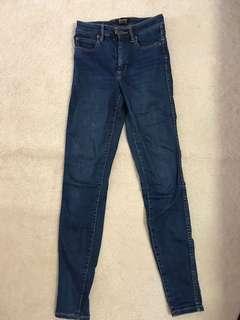Bardot Denim Jeans High Wasted