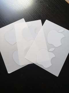 (NEW) Apple stickers