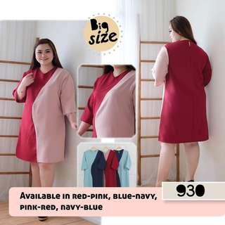 DRESS BIGSIZE NEW