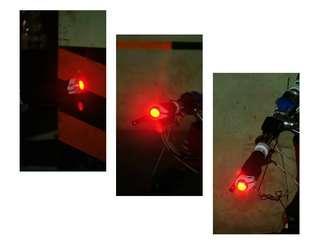 Handlebar plug end Alloy Led lights