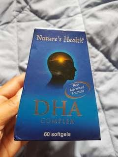 Nature's health DHA Complex