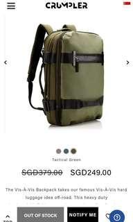 Crumpler Vis-A-Vis Backpack