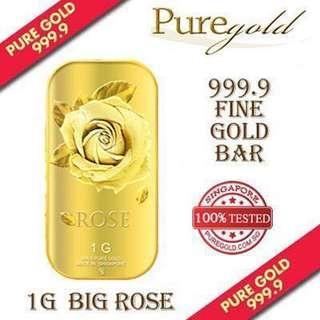 Puregold big rose