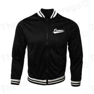 Customize Names Baseball Jacket