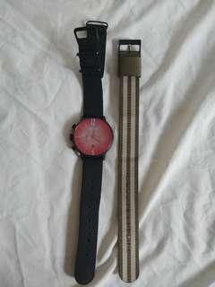 Jam tangan welder moody photochromic WWRC1010
