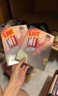 鄭秀文 love mi dvd
