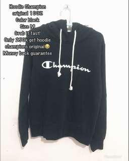 Hoodie Champion original no kw!