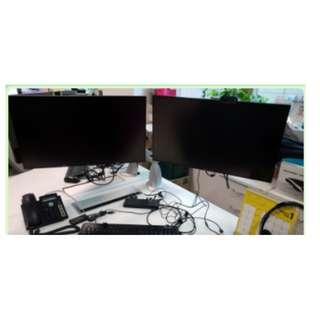 23' DELL MONITORS **MINT CONDITION** Model : P2314ht