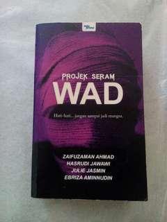 Projek Seram Wad RM13