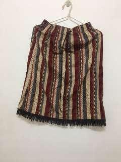 🚚 古著條紋裙