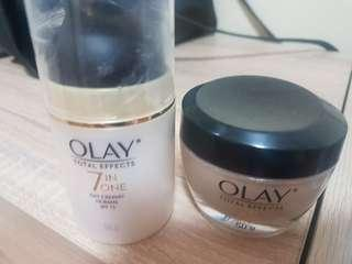Olay Total Effects Day & Night Cream