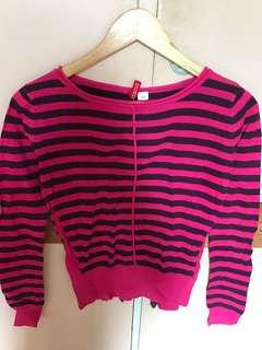 Divided by H&M Stripes Knit